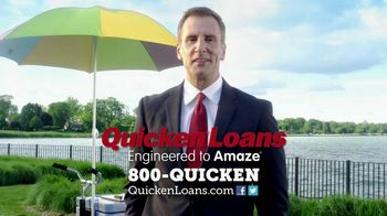 Quicken Loans Skip-A-Year TV Spot, 'Ice Cream Stand' - 697 commercial airings