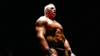 Brock Lesnar Here Comes the Pain Blu-Ray and DVD TV Spot - Thumbnail 3