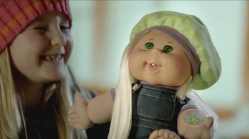 Cabbage Patch Kids TV Spot, 'Growing Up'