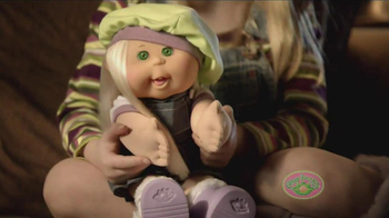 Cabbage Patch Kids TV Spot, 'Growing Up' - Thumbnail 6