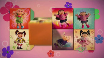 Cabbage Patch Kids TV Spot, 'Growing Up' - Thumbnail 7