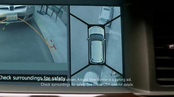 2013 Nissan Pathfinder TV Spot, 'Parallel Parking Birds' - Thumbnail 5