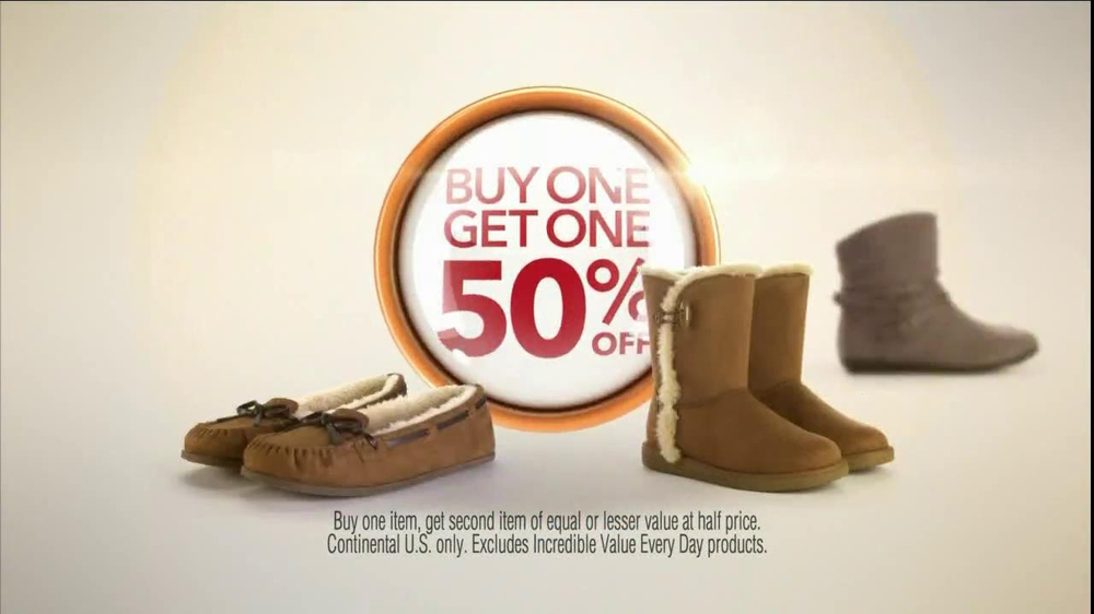 Payless Shoe Source TV Commercial, 'BoGo'