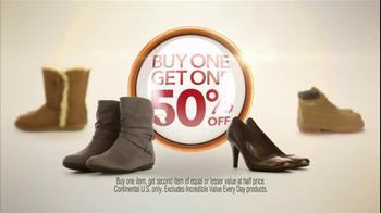 Payless Shoe Source TV Spot, 'BoGo'  - Thumbnail 4