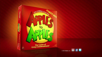 Apples to Apples TV Spot, 'Sexy Abraham Lincoln' - Thumbnail 8
