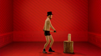 Apples to Apples TV Spot, 'Sexy Abraham Lincoln' - Thumbnail 2