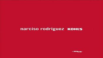 Kohl's Narciso Rodriguez TV Spot  - Thumbnail 10