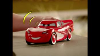 Mattel Lightning McQueen Hawk TV Spot