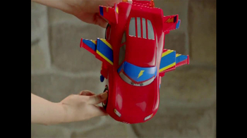 Mattel Lightning McQueen Hawk TV Spot  - Thumbnail 4