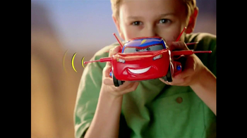 Mattel Lightning McQueen Hawk TV Spot  - Thumbnail 6
