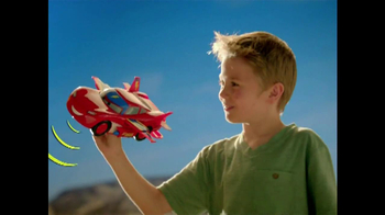 Mattel Lightning McQueen Hawk TV Spot  - Thumbnail 7
