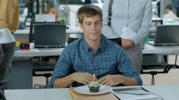 Galaxy Note II TV Spot, 'Birthday Photo' Feat. Rosie Huntington-Whiteley - Thumbnail 1
