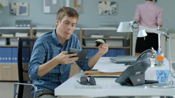 Galaxy Note II TV Spot, 'Birthday Photo' Feat. Rosie Huntington-Whiteley - Thumbnail 6