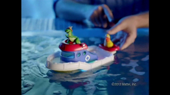 Toy Story Partysaurus Boat TV Spot, 'Bath Time' - Thumbnail 2