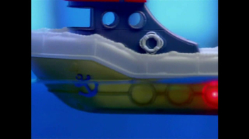 Toy Story Partysaurus Boat TV Spot, 'Bath Time' - Thumbnail 3