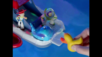 Toy Story Partysaurus Boat TV Spot, 'Bath Time' - Thumbnail 6