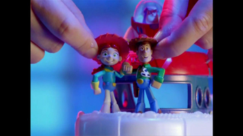 Toy Story Partysaurus Boat TV Spot, 'Bath Time' - Thumbnail 7