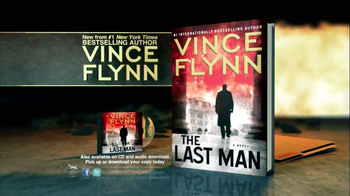 The Last Man by Vince Flynn thumbnail