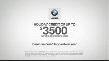 BMW Happier New Year Event TV Spot, 'Consume Less' - Thumbnail 9