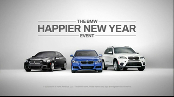 BMW Happier New Year Event TV Spot, 'Consume Less' - Thumbnail 7