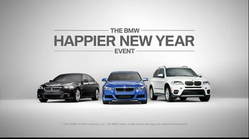 BMW Happier New Year Event TV Spot, 'Consume Less' - Thumbnail 8