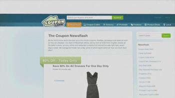 CouponCabin.com Newsflash TV Spot  - Thumbnail 3