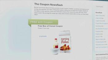 CouponCabin.com Newsflash TV Spot  - Thumbnail 6