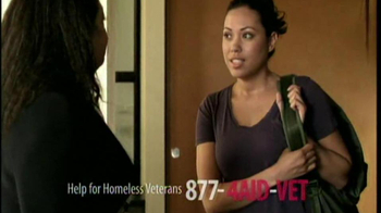 U.S. Department Of Veteran Affairs TV Spot, 'Phone Call'