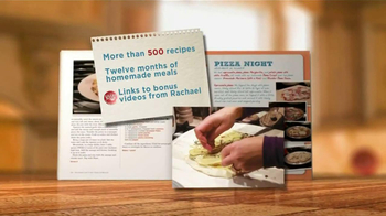 My Year in Meals by Rachel Ray TV Spot - Thumbnail 5