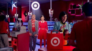 Target Red Card TV Spot, 'Singing' - 542 commercial airings