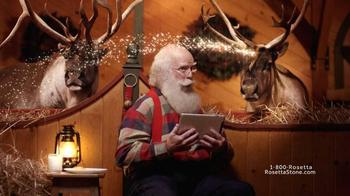 Rosetta Stone TV Spot, 'Spanish-Speaking Santa' - Thumbnail 9