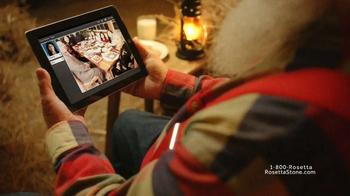 Rosetta Stone TV Spot, 'Spanish-Speaking Santa' - Thumbnail 4