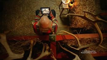Rosetta Stone TV Spot, 'Spanish-Speaking Santa' - Thumbnail 6