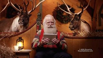 Rosetta Stone TV Spot, 'Spanish-Speaking Santa' - Thumbnail 8