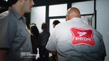 Miller High Life TV Spot, \'Support Our Vets\'