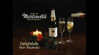 Martinelli's Gold Medal Sparling Cider TV Spot, 'Holidays' - Thumbnail 2