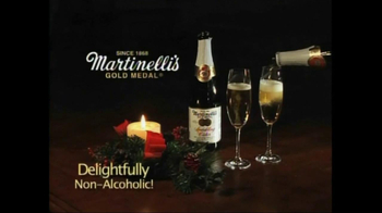 Martinelli's Gold Medal Sparling Cider TV Spot, 'Holidays' - Thumbnail 4