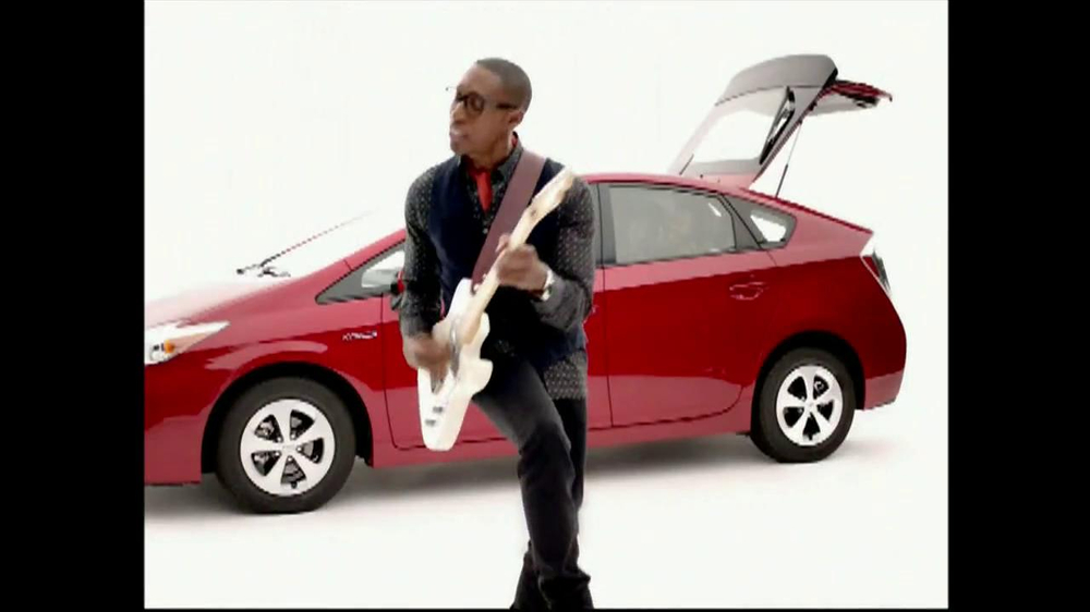 toyota prius hybrid tv commercial 39 eyes on the prize. Black Bedroom Furniture Sets. Home Design Ideas