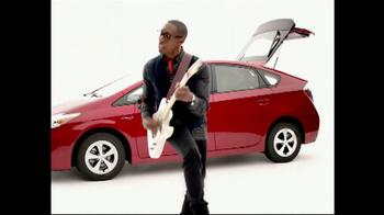 Toyota Prius Hybrid TV Spot, 'Eyes on the Prize' Featuring Raphael Saadiq
