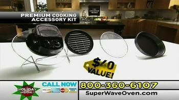 Superwave Oven TV Spot  - Thumbnail 5