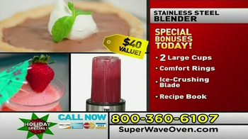 Superwave Oven TV Spot  - Thumbnail 6