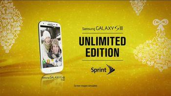 Galaxy SIII TV Spot, 'Unwrap Huge Savings' - 175 commercial airings
