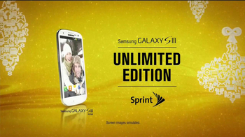 Galaxy SIII TV Spot, 'Unwrap Huge Savings' - Thumbnail 5