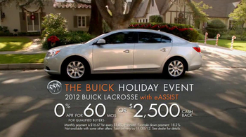 Buick Holiday Event TV Spot, 'Car Surprise' - Thumbnail 10