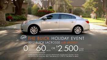 Buick Holiday Event TV Spot, 'Car Surprise' - Thumbnail 9