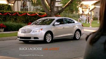 Buick Holiday Event TV Spot, 'Car Surprise' - 206 commercial airings