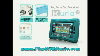 Kurio 7 TV Spot 'Loaded with Fun'  - Thumbnail 9