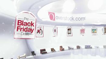 Overstock.com Pre Black Friday Deals TV Spot  - Thumbnail 1
