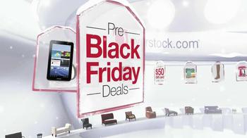 Overstock.com Pre Black Friday Deals TV Spot  - Thumbnail 2