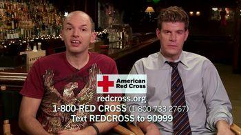 American Red Cross TV Spot Featuring Paul Scheer and Stephen Rannazzis